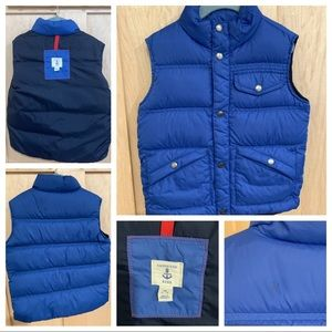 Lands' End Kids - Insulated Puffer Everyday Vest